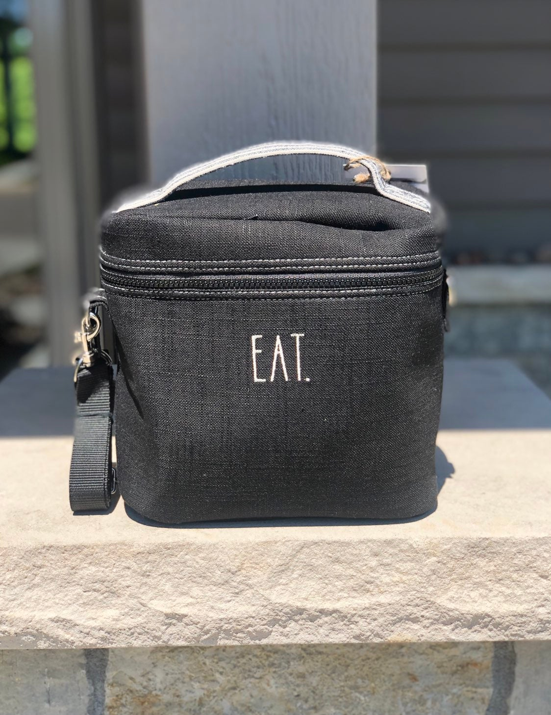 Rae Dunn Lunch Tote Bag insulated