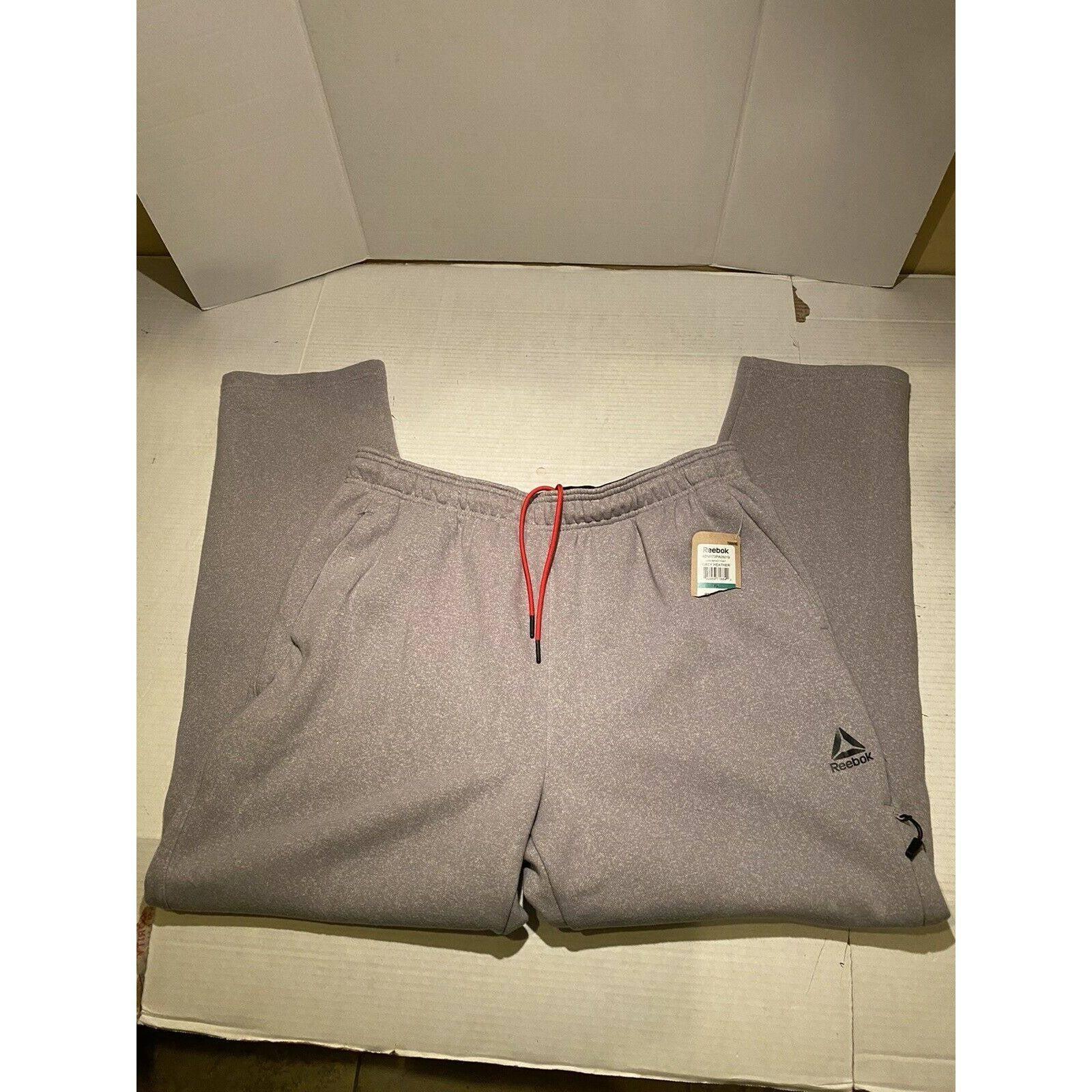 Reebok Joggers Grey Size XL NWT