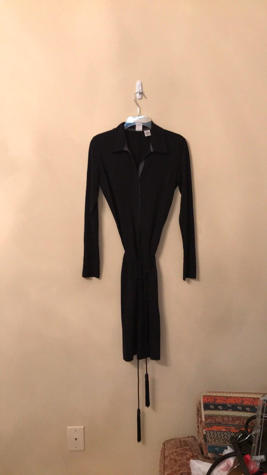 Armani Exchange Black Dress Size M