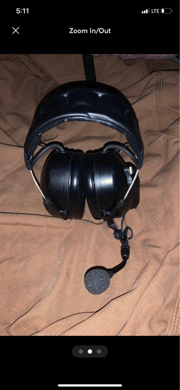 3M Peltor XP WS Noise Canceling Headset