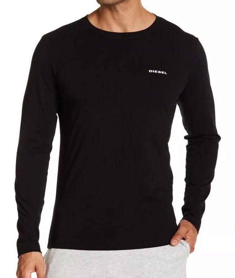 Diesel Justin Long Sleeve T Shirt Large