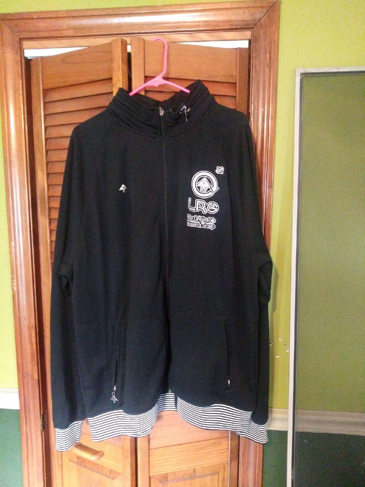 LRG zip up jacket