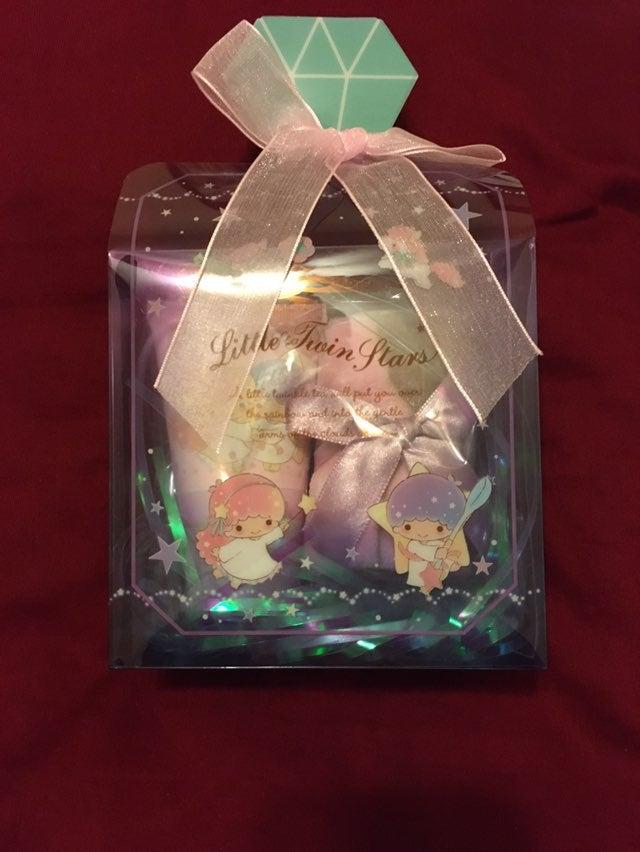 Sanrio Little Twin Stars Bath Gift Set
