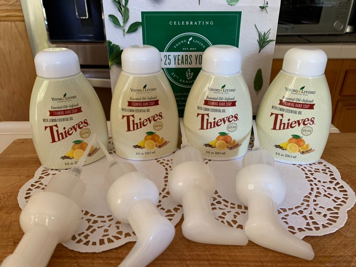 Young Living Essential Oils Hand Soap