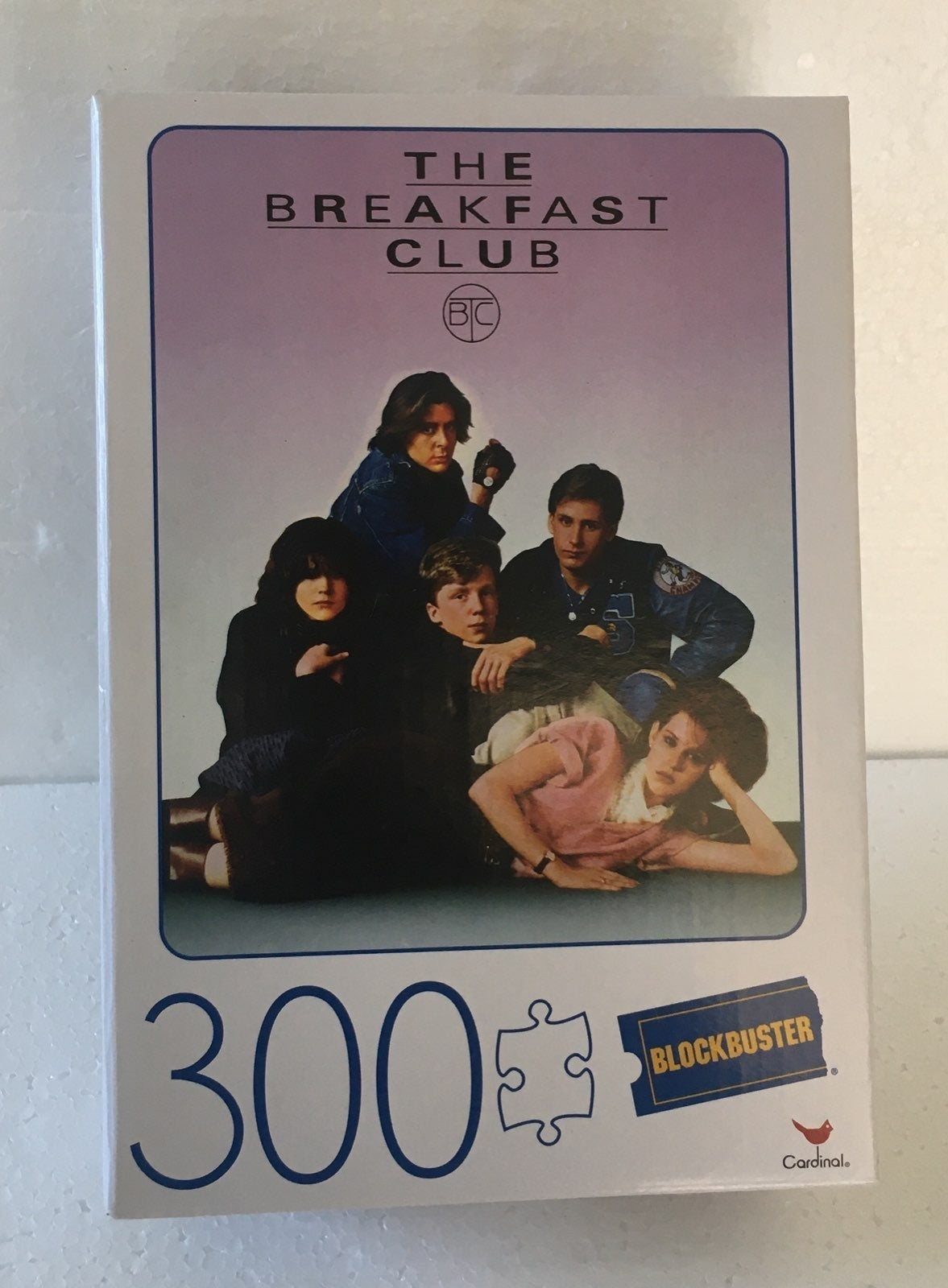 The Breakfast Club 300 Piece Puzzle