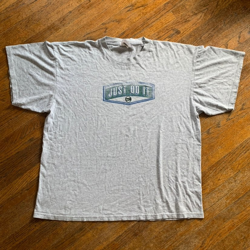 Vintage 90s Nike Just Do It Shirt