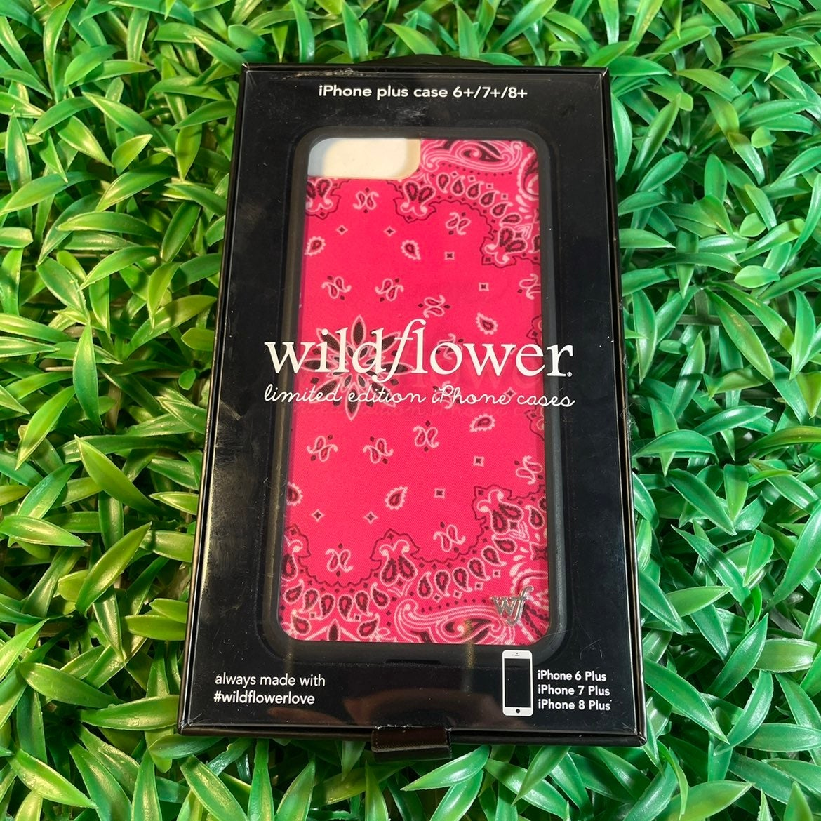 wildflower case iphone 8 plus