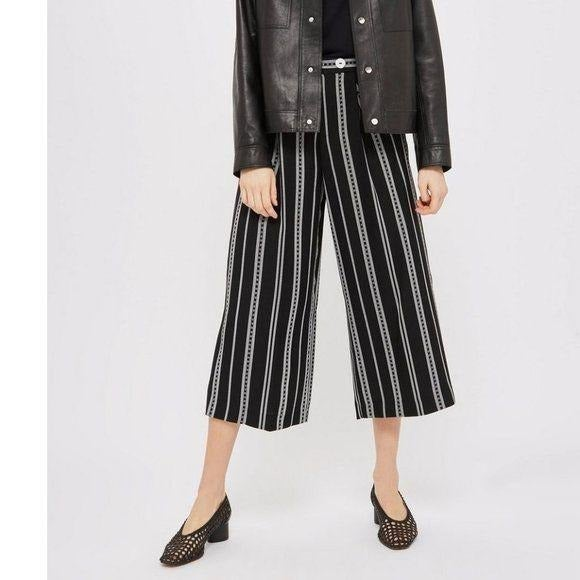 TopShop Culotte Crop Wide Leg Pant