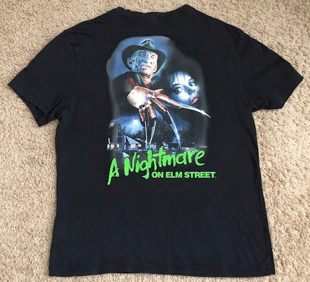 A Nightmare On Elm Street Graphic Shirt