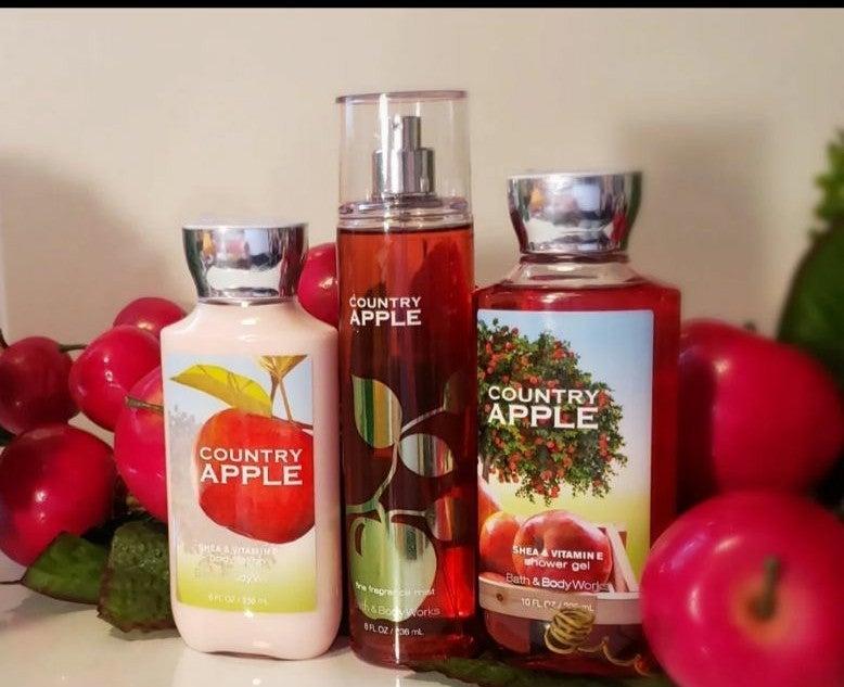 Bath & Body Works  Country Apple