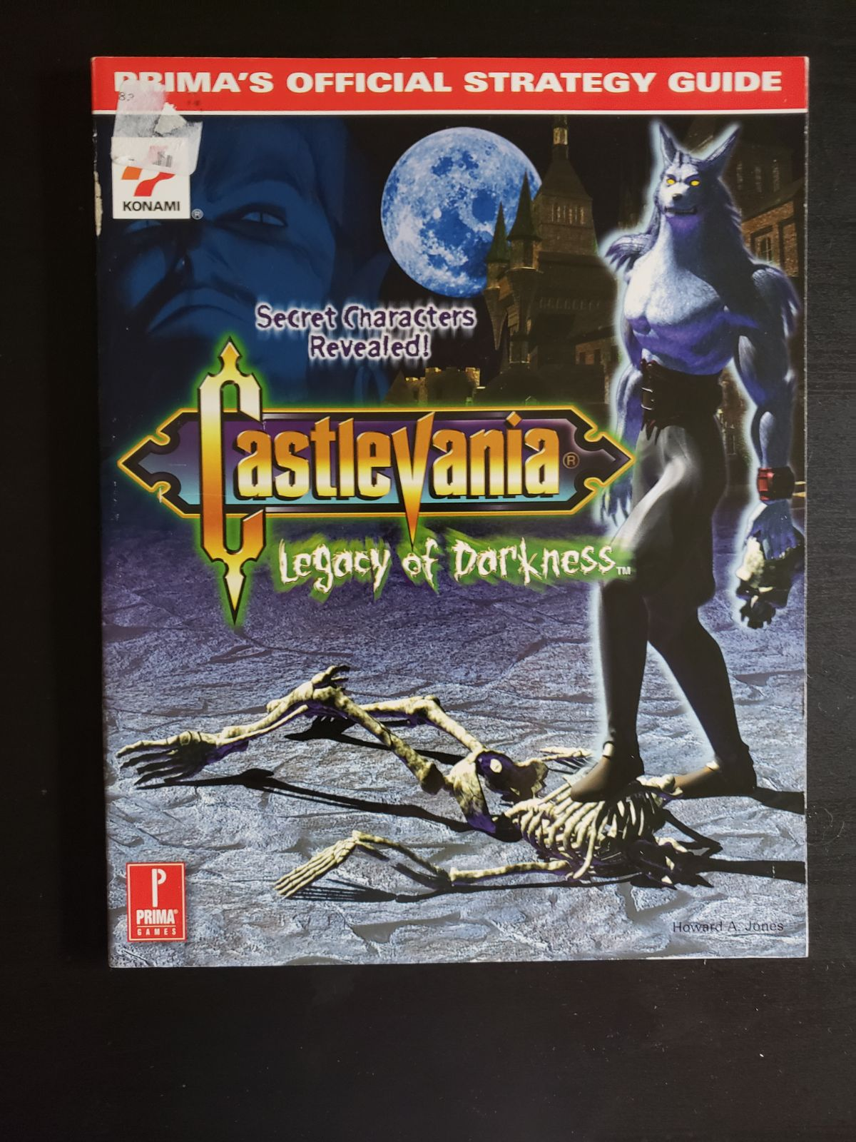 Castlevan Legacy of Darkness Prima Guide