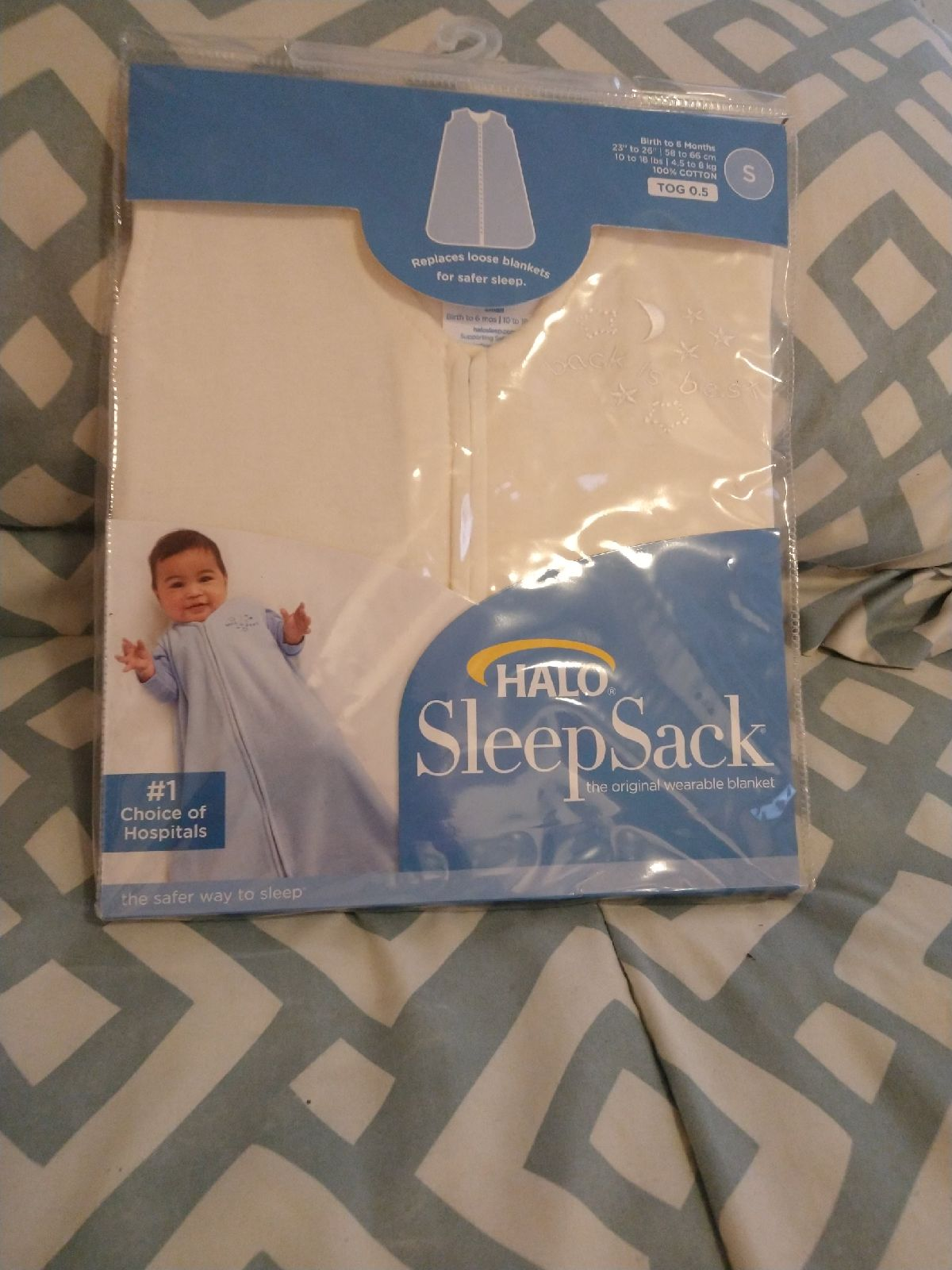 ASleep Sack the original wearing blanket