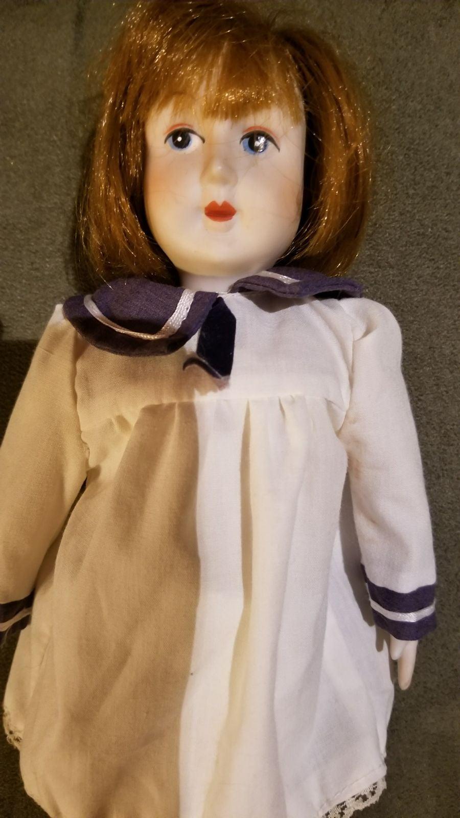 Handmade Antique Doll
