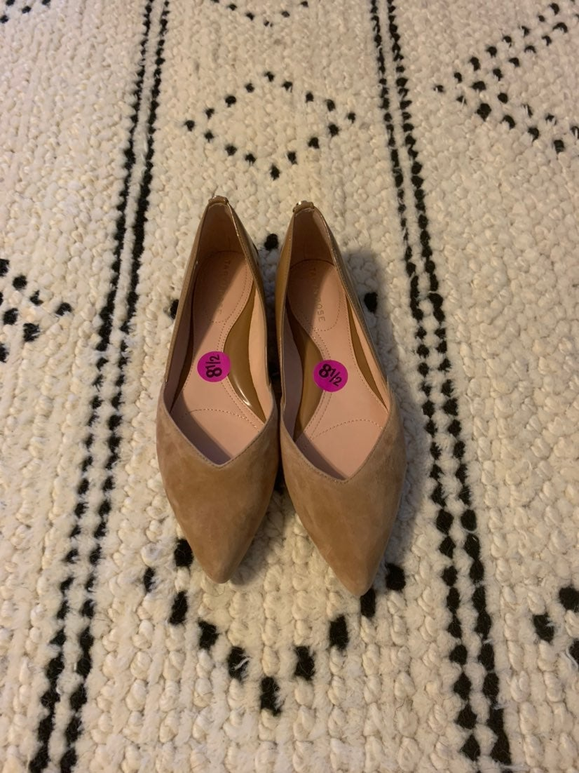 Taryn Rose waterproof flats
