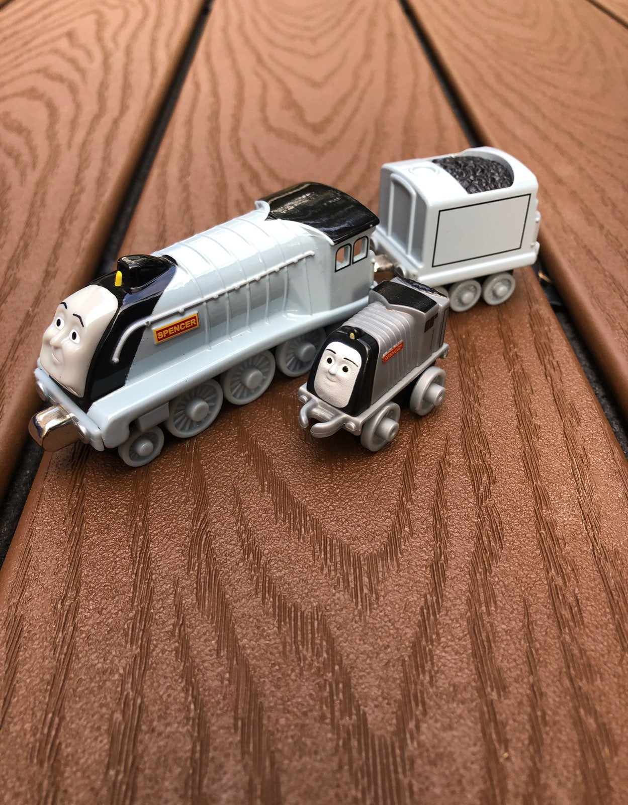 """Spencer"" Thomas the Train"