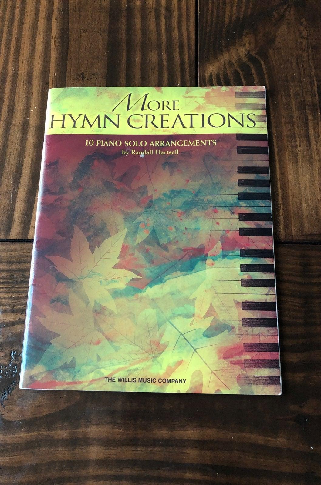 More Hymn Creations 10 Piano Arrangement