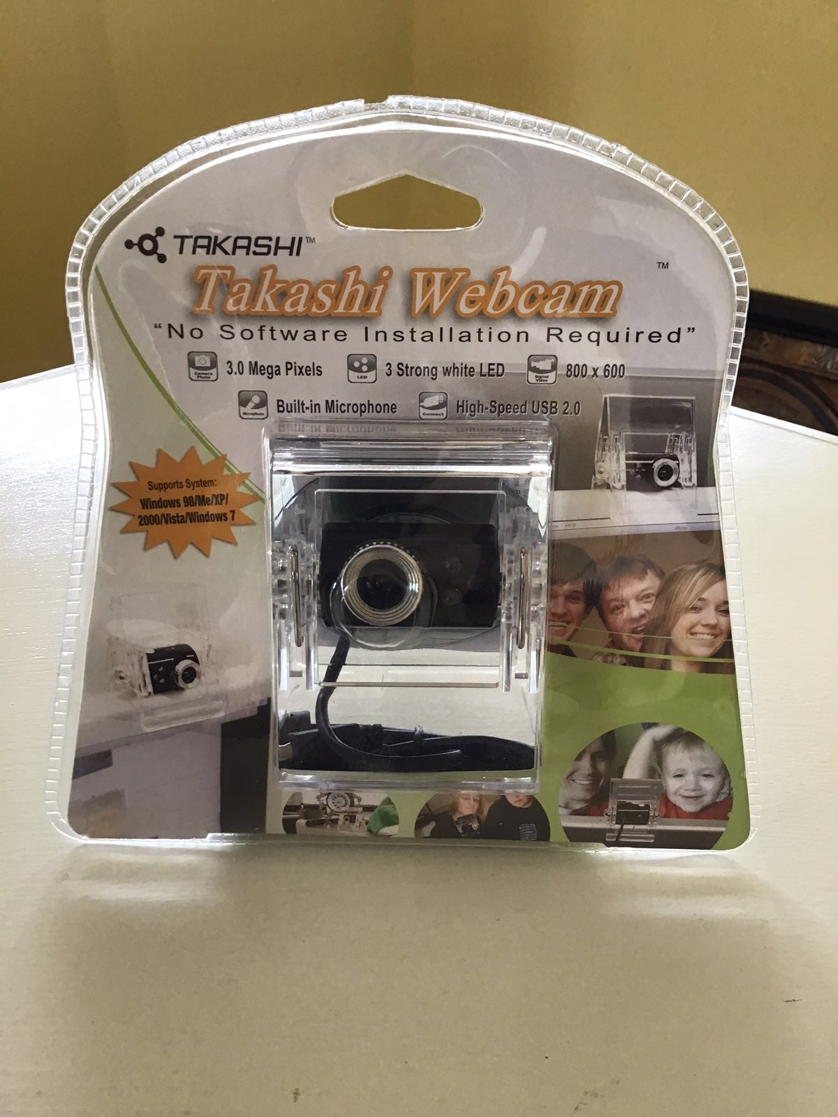 Takashi Webcam