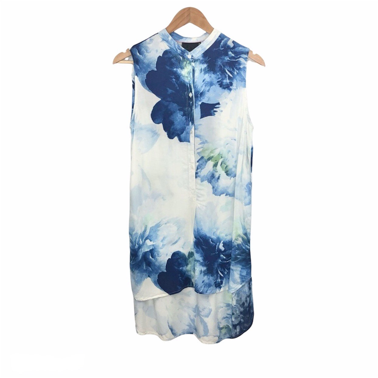 Nanette Lepore Floral Tunic