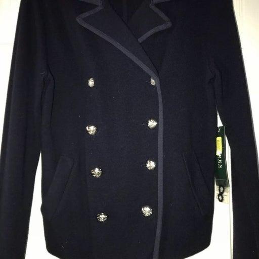 Ralph Lauren sailor jacket S