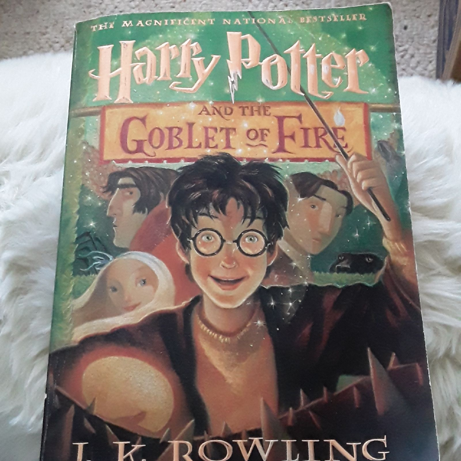 Harry Potter and the Goblet