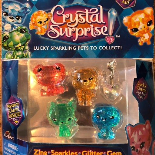 Crystal Surprise Zing Sparkles Glitter G