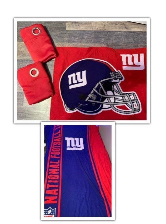 NY Giants twin comforter