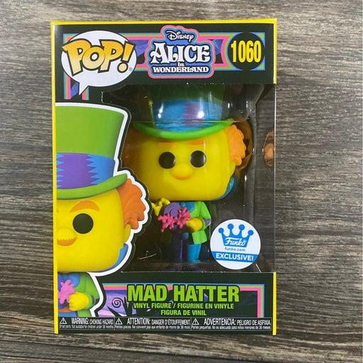 Funko Pop! Mad Hatter (Black Light)