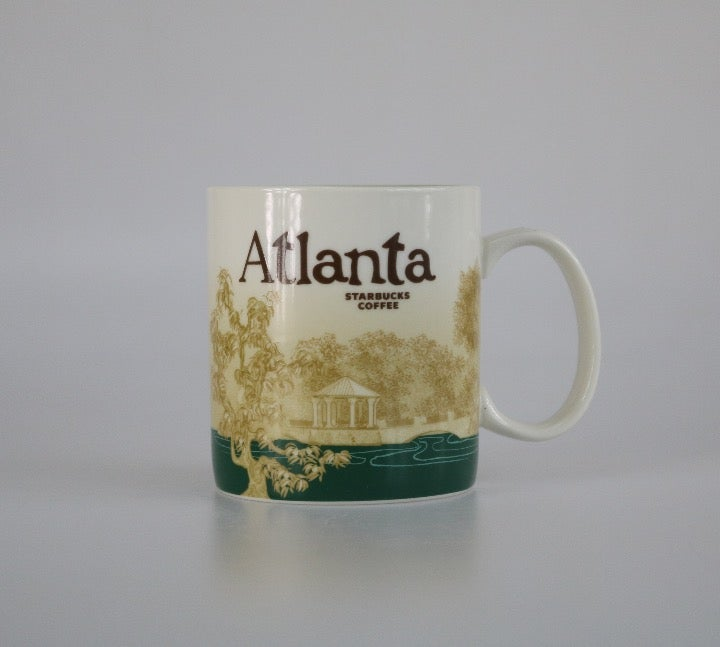 Starbucks Atlanta Georgia Coffee Mug