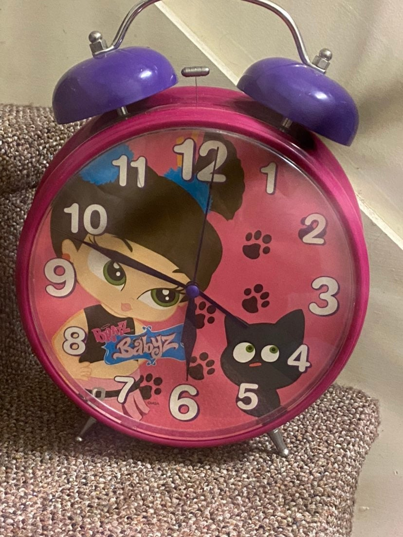 Bratz Babyz So Cute Alarm Clock
