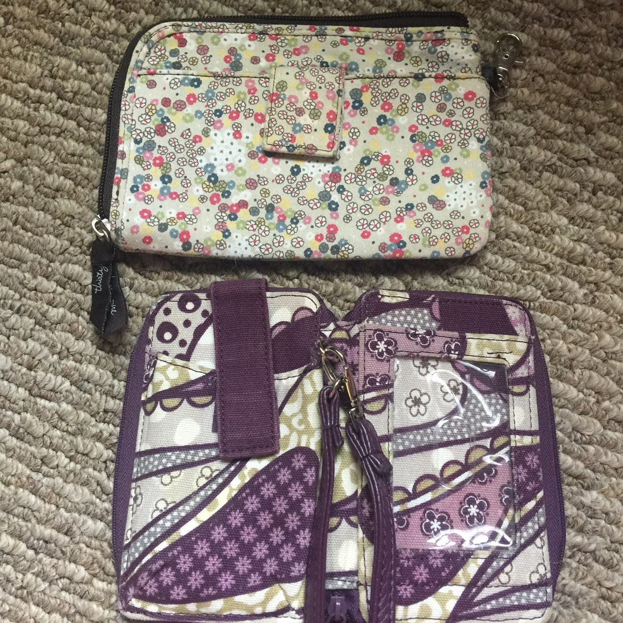 Thirty One Wallets