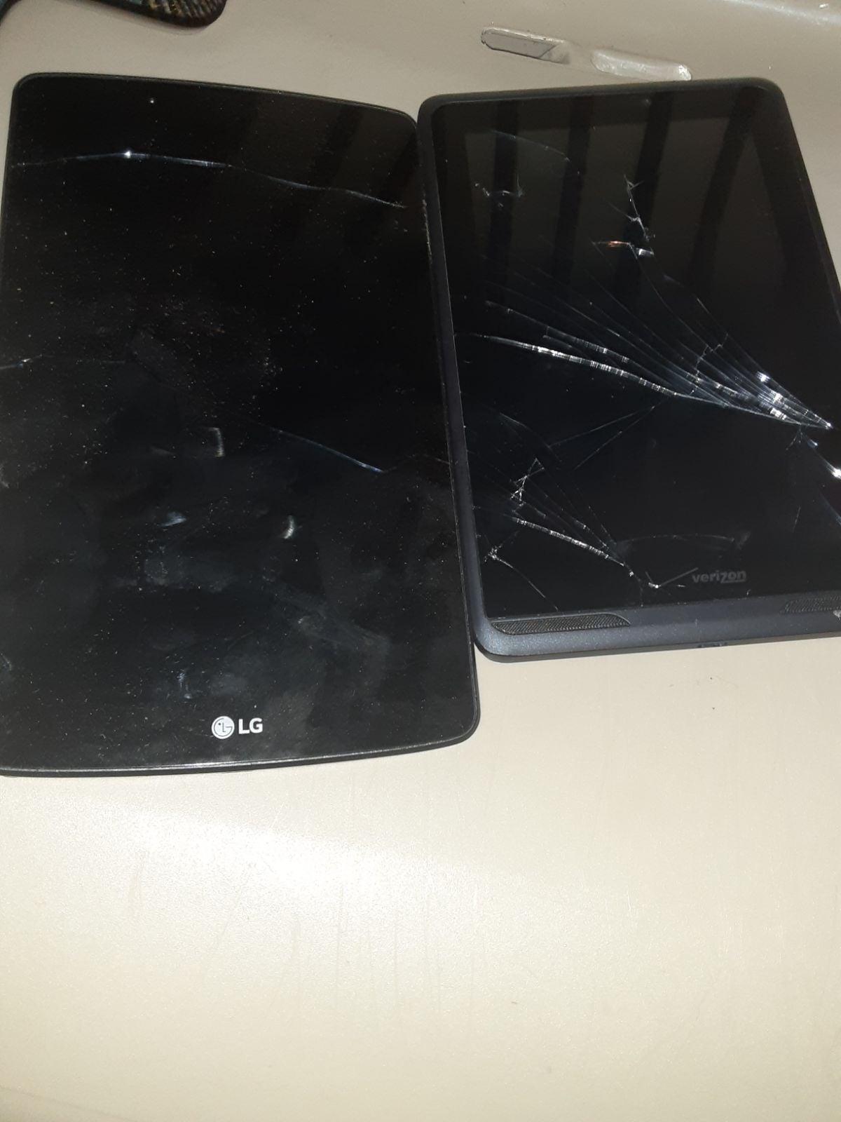 Verizon, Amazon, & T mobile tablet bundl