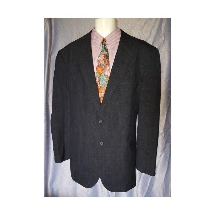 JoS. A. Bank Blue Suit/Sport Coat 46L