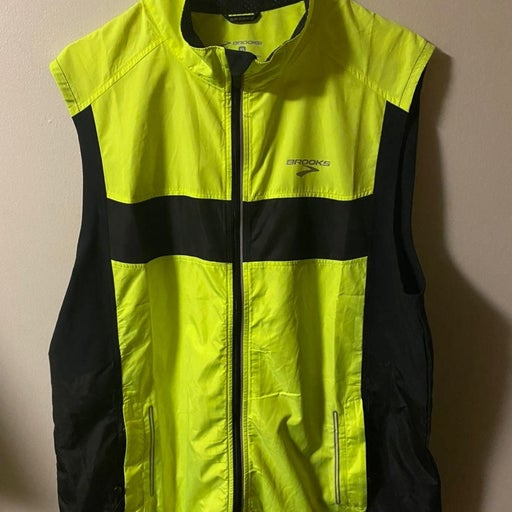 Brooks reflective Running Vest~XL