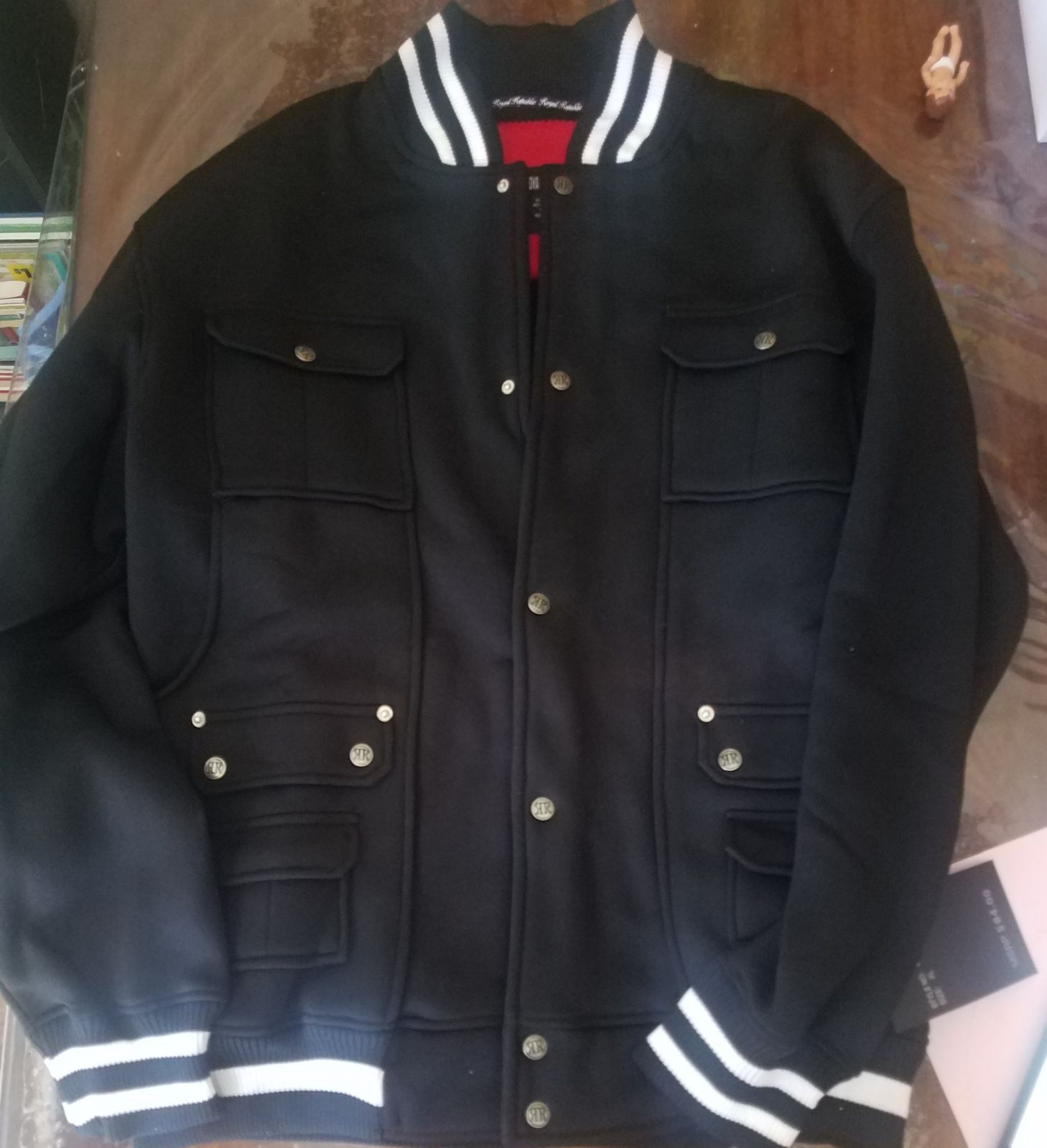 Mens Jacket 3XLG