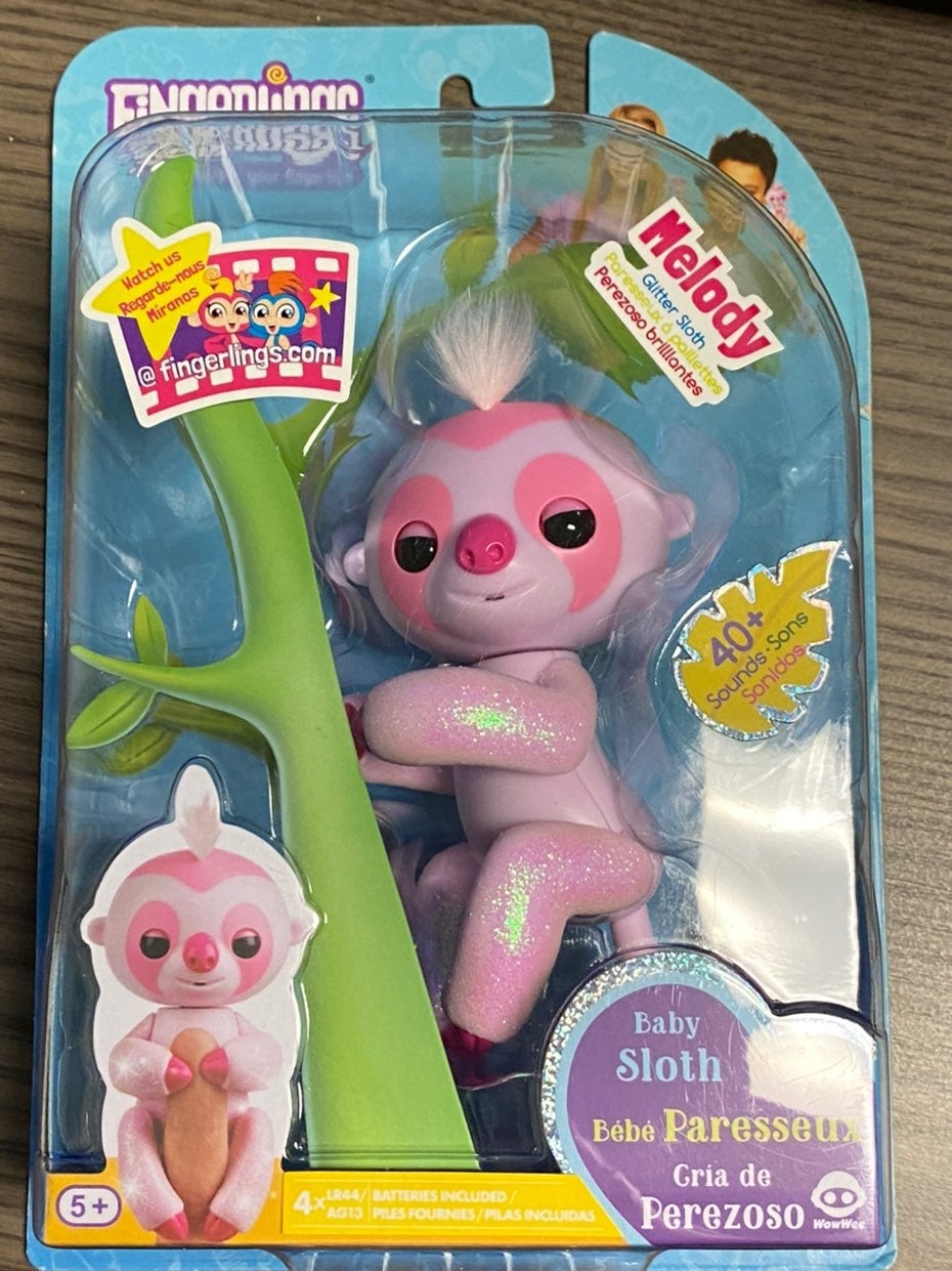 Fingerlings Melody NWT by wowwee