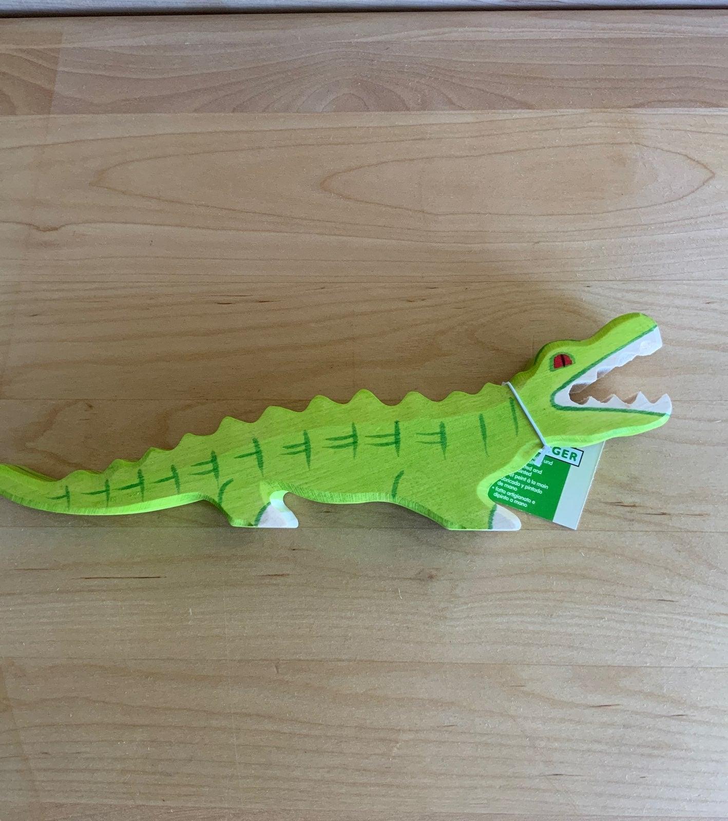 Holztiger - Crocodile