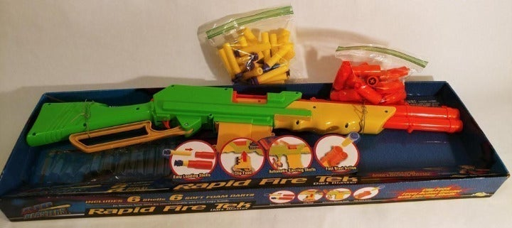 Buzz Bee Toys Rapid Fire Tek 2008
