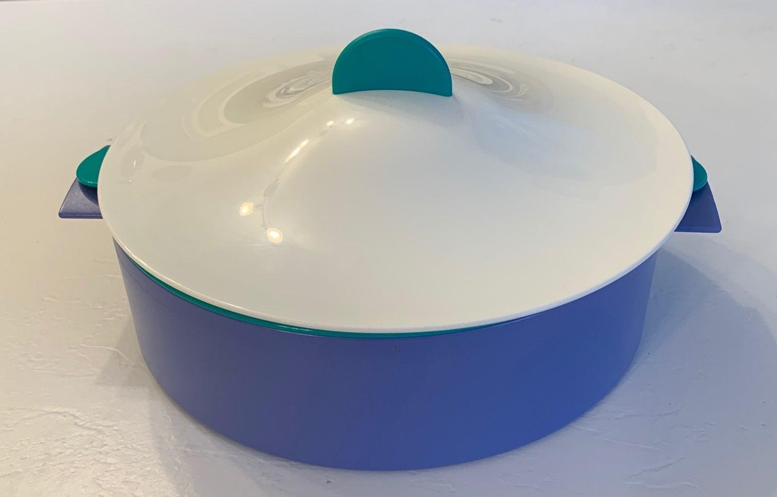 Vintage Tupperware Microwave Steamer Veg