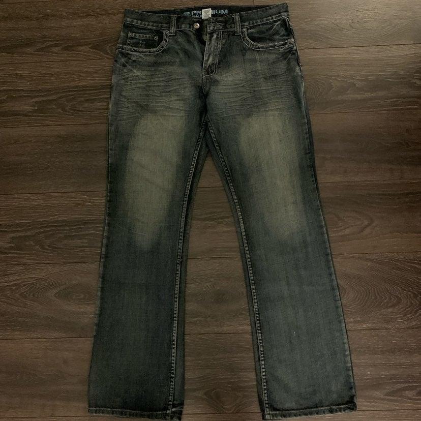 Route 66 Premium Slim Boot Cut Jeans