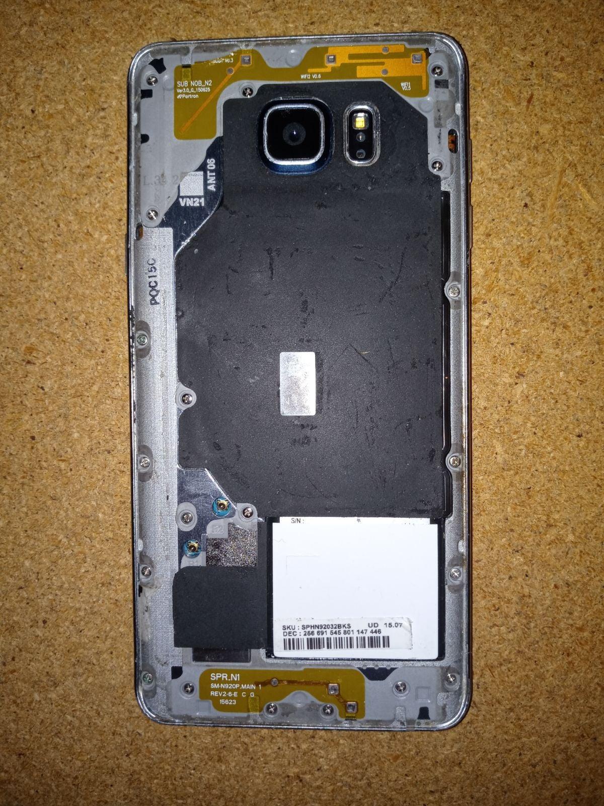 Samsung Galaxy Note 5 (FPNW No S PEN, PL