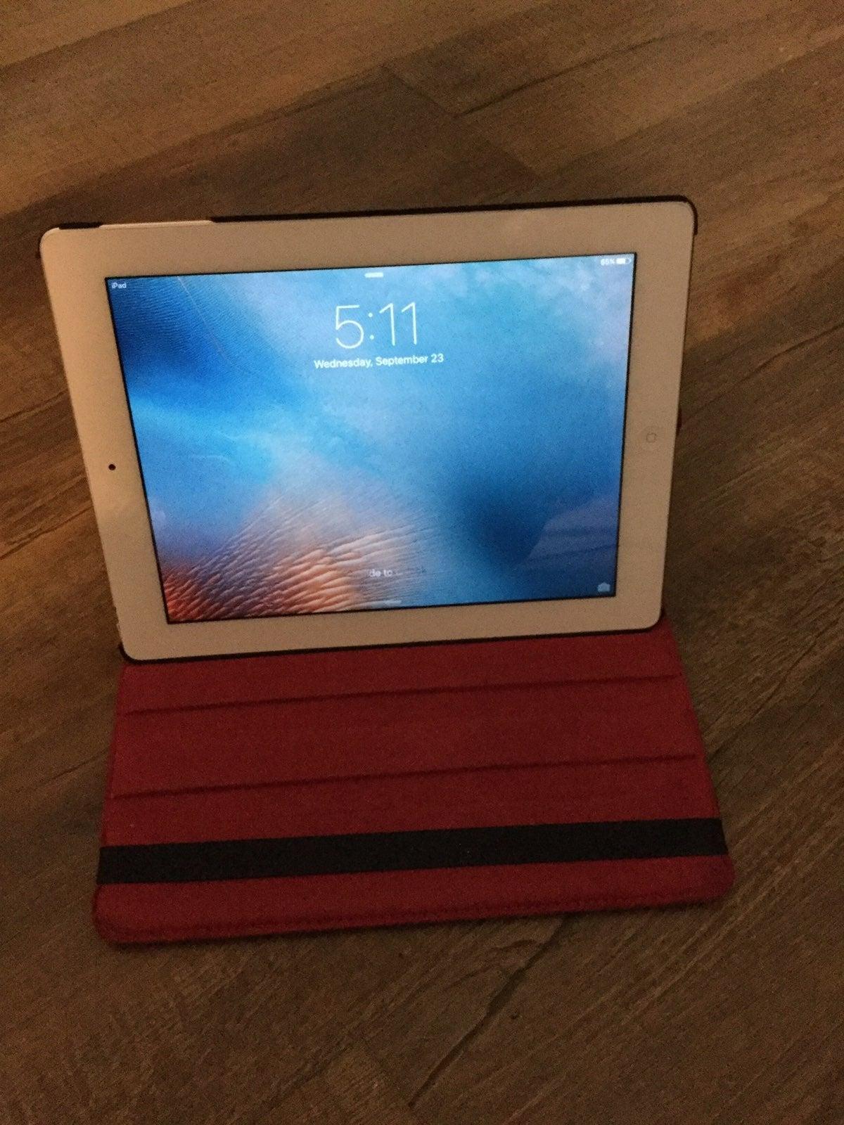 iPad 2nd generation White 32 GB