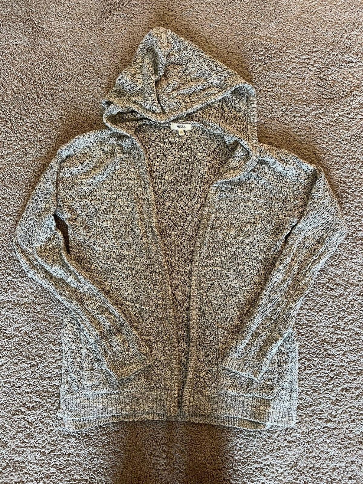 """Kohls """"MUDD"""" knit sweater Hoodie"""