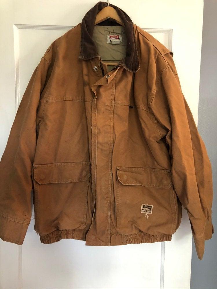 Bulwark FR large jacket