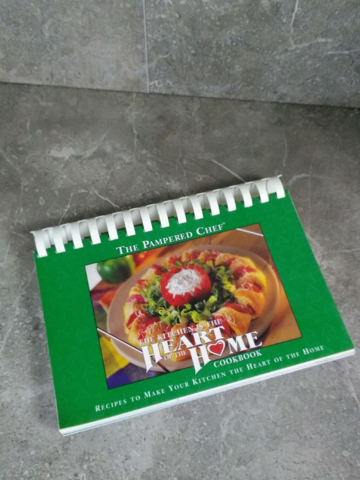 Pampered Chef Cookbook