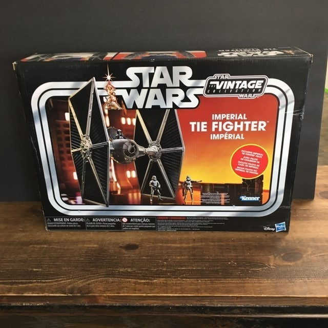 tie fighter vintage collection