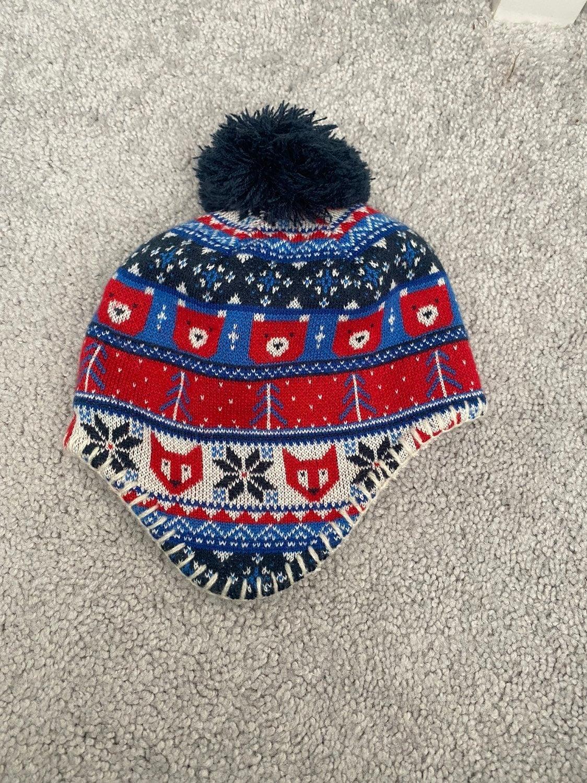 2 Baby Boy Winter Hats