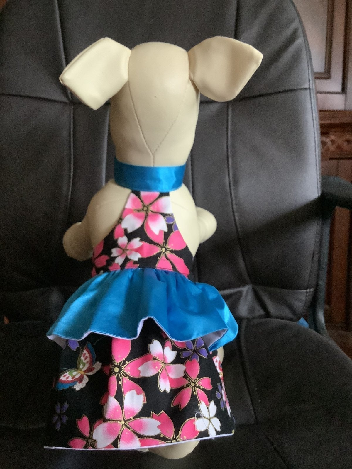 Choker dog/cat dress size small
