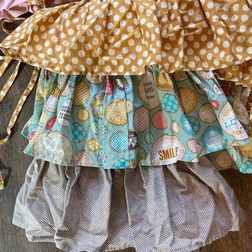 Girls Custom crib bedding
