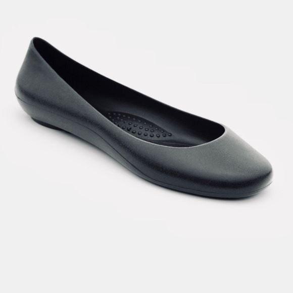 Okabashi Georgia Jelly Ballet Flats 7