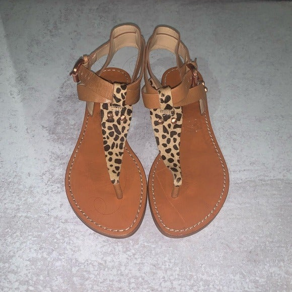 Belle by Sigerson Morrison animal print